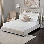 "Serta Sleep Excellence Avesta 10"" Cushion Firm Premium Gel Memory Foam Queen Mattress $298 @Sams club B&M"