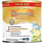 Target - Nutramigen w/ Enflora LGG 19.8 oz Formula $25.99 Each or 8 for $207.92 w/ $60 giftcard