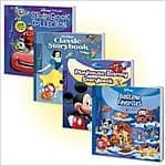 Amazon Disney Storybook collection 4 pack 14.64