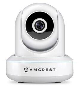 Amcrest UltraHD 2K (3MP/2304TVL) WiFi Video Security Camera Amazon Lightning Deal $96