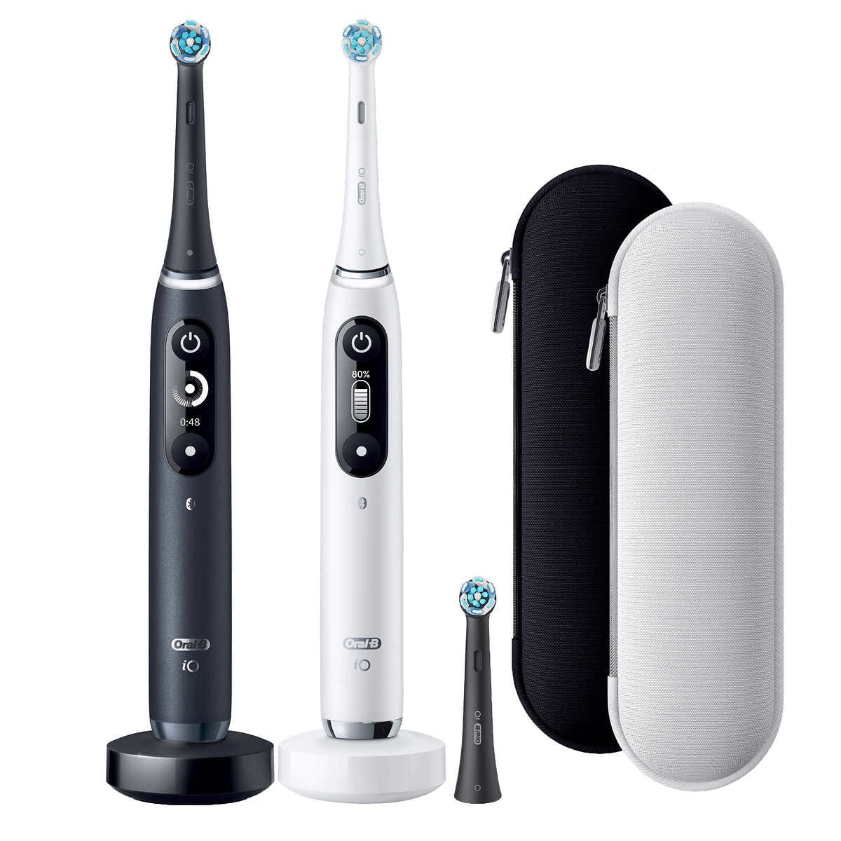 Oral-B iO Series 7c Rechargeable Toothbrush 2-pack $199.99