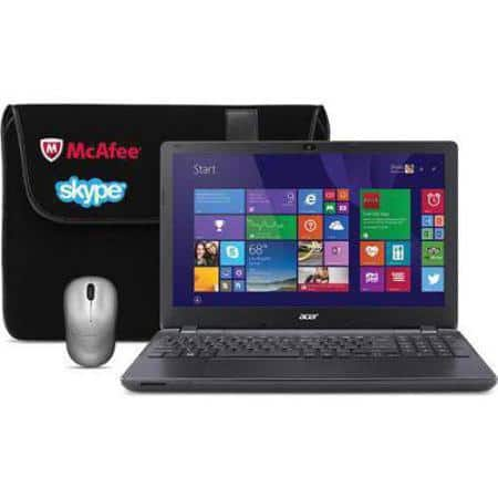 Acer Aspire E-15 Laptop as low as $49 (86% OFF) @ Walmart B&M - VERY YMMV (In store only)