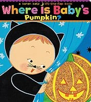 Amazon Deal: Where Is Baby's Pumpkin? (Karen Katz Lift-the-Flap Books) $3.20 Prime shiping @Amazon