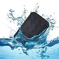 Amazon Deal: Water Resistant Shockproof Bluetooth 4.0 Speaker & Speakerphone w/IPX7 Waterproofing for Full Immersion in Water For $49.99 W/Promo Code @ Amazon