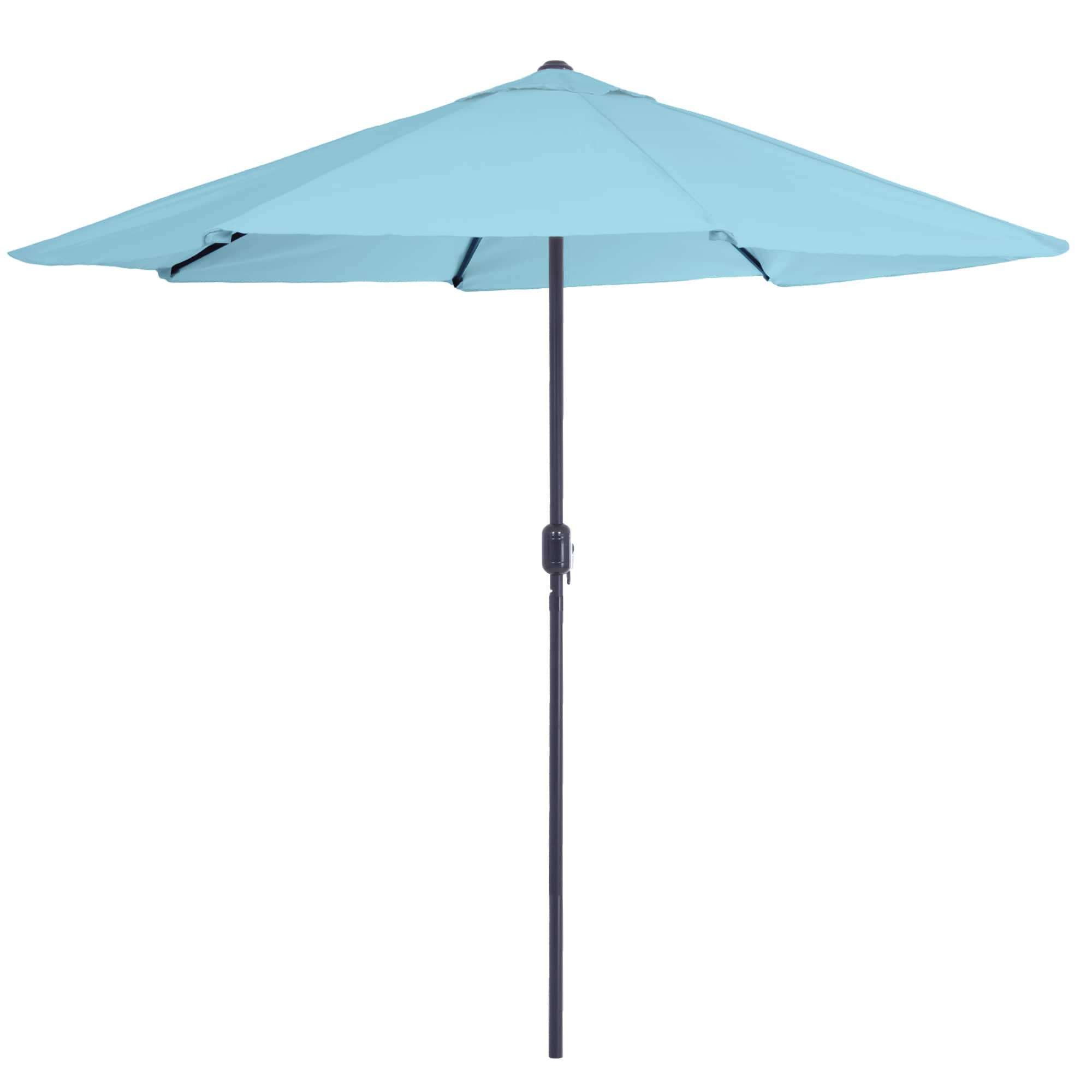grey at garden umbrella m q b prd overhanging parasol departments diy bq mallorca