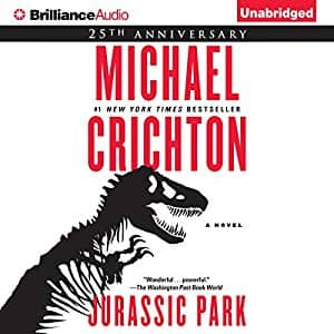 Jurassic Park Audiobook Audible Members $5