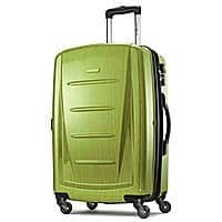 Samsonite Deal: 20% Off Samsonite Luggage Sitewide +$20 selected items + free shipping