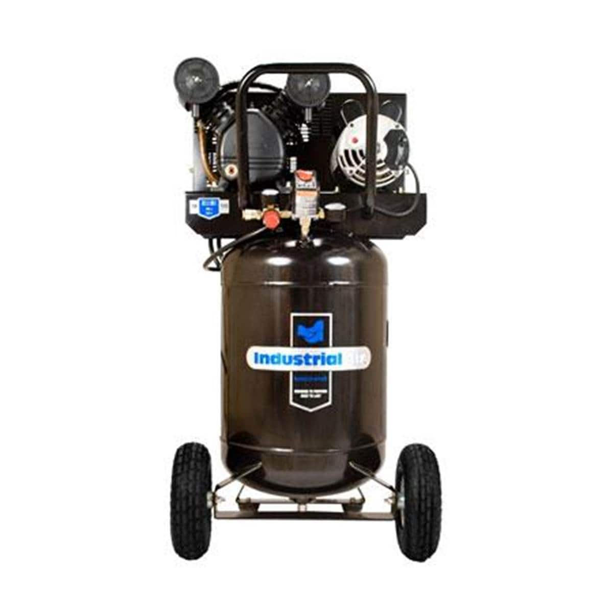Industrial Air 20 Gallon Oil Lube Belt Drive Air Compressor -B&M Farm and Fleet $299.99