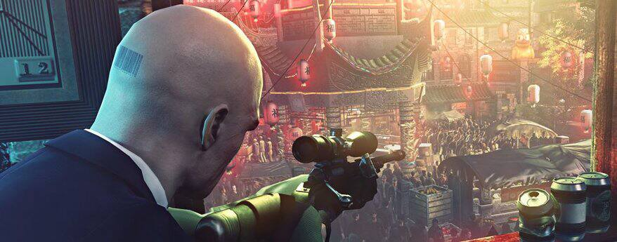 Donate $1 to charity and get a Hitman Absolution Steam code