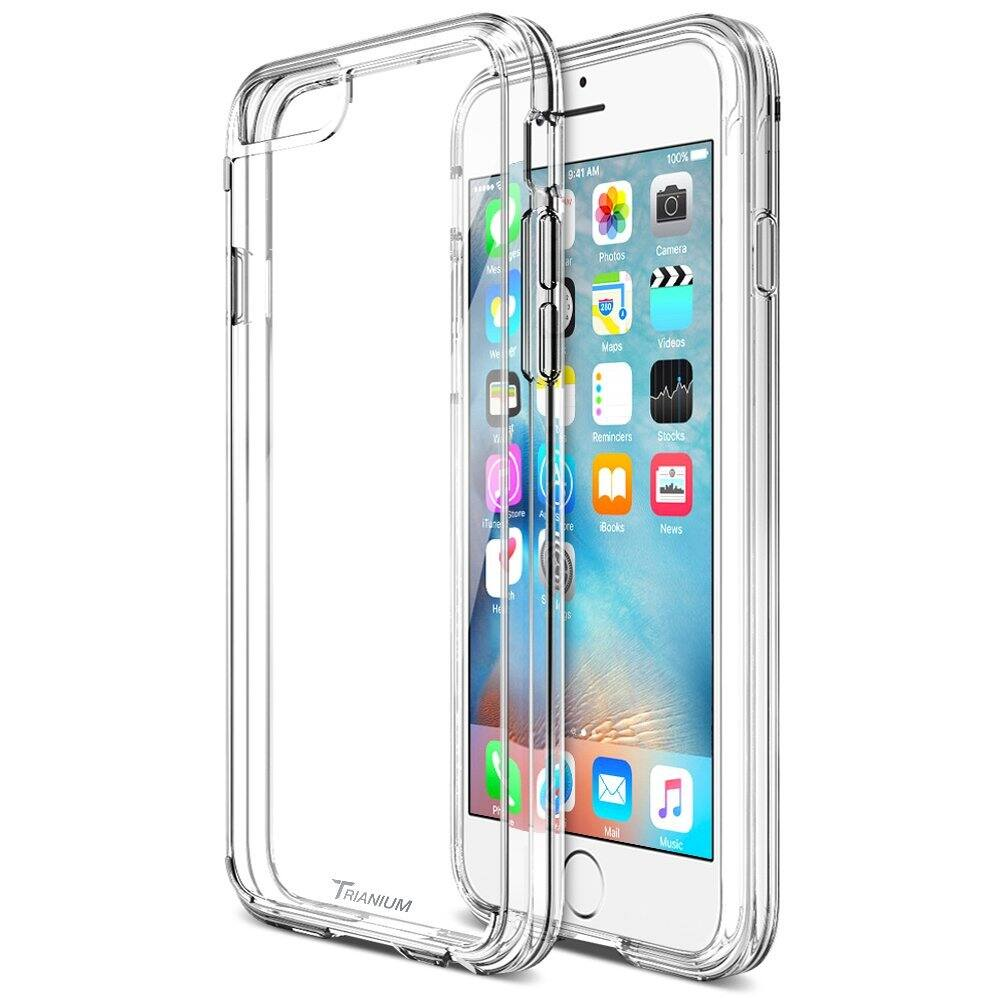 iPhone 6 6s case - clear $4.25 AC+FS w/ Amazon Prime