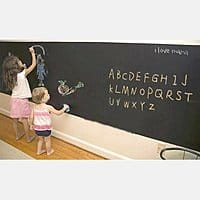 Tanga Deal: 6-Ft Chalkboard or Whiteboard Wall Decal - $10 + FS