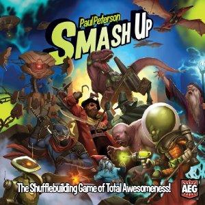 Smash Up Card/Board Game $13.30 - Amazon