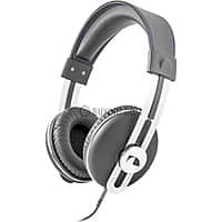 BuyDig Deal: Nakamichi nk2030 over the ear retro headphones - gray w/blue thread $16.99 @buydig.com +fs