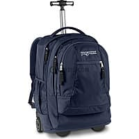 BuyDig Deal: Jansport driver 8 wheeled backpack $80.00@buydig.com