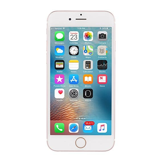BoostMobile iPhone 6s 16Gb PRE-OWNED $99.99