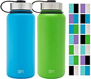 2 - 32oz Simple Modern Summit Vacuum Insulated Stainless Steel Wide Mouth Water Bottles - $29.99 + Free Shipping