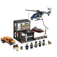 Toys R Us Deal: LEGO City Helicopter Arrest 60009 - $30 @TRU