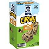 Quaker Chewy Granola Bars, Chocolate Chip, 58 Count $3.75 Amazon prime pantry**possible free shipping**