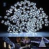 24% off RockBirds 65Ft Solar Powered String Lights Waterproof Decoration Flashing Lights 20m -$12.99