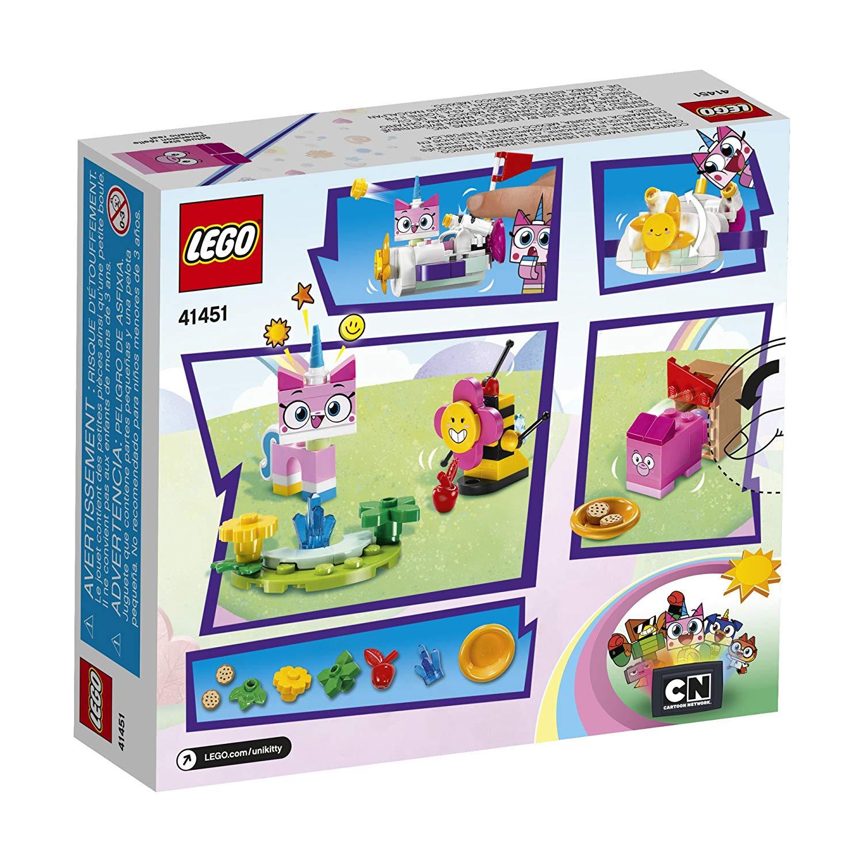 LEGO Unikitty Cloud Car Set 41451 ($6.84, 126 pcs)
