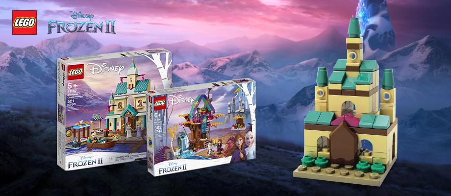 Free Frozen 2 Lego build event @ Barnes & Noble 11/23 2:00 pm