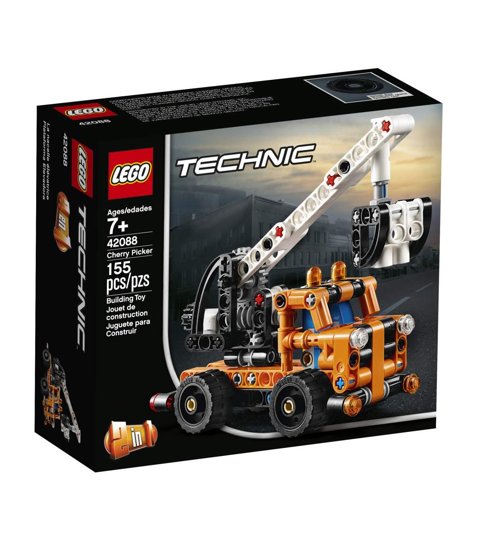LEGO Technic 2 in 1 Cherry Picker Set $7, 155 pcs, Joann