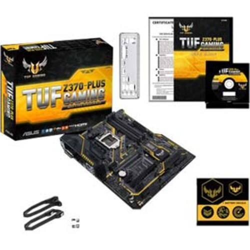 ASUS TUF Z370 Plus G Intel 8th Gen motherboard $66.76