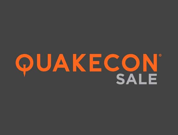 QuakeCon Sale: Wolfenstein New Order + Old Blood bundle $8.99