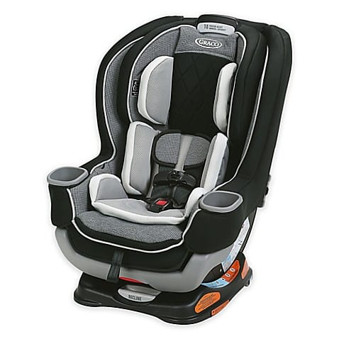 Graco® Extend2Fit™ Platinum All-in-One Convertible Car Seat in Carlen™ $187.49 signup email 20%off final $149.99