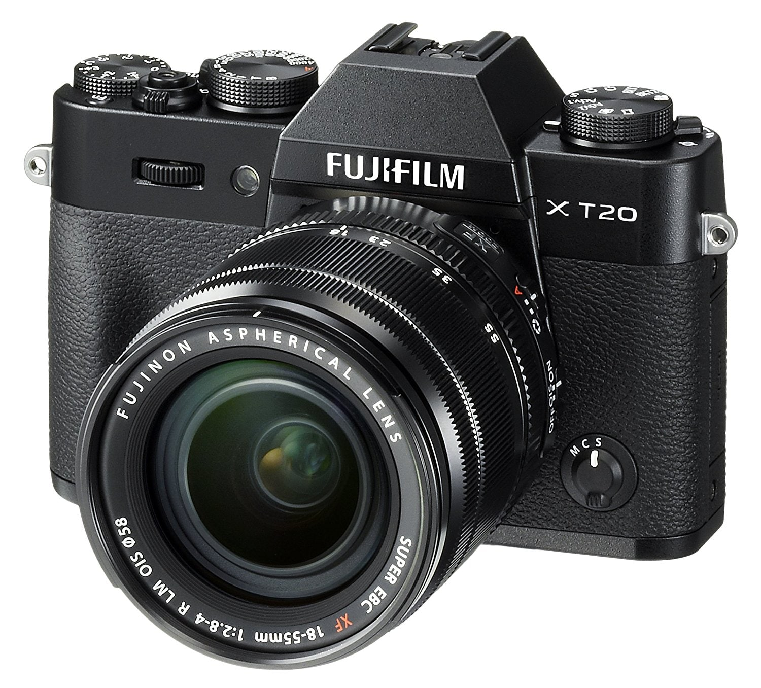 Fujifilm X-T20 Mirrorless Digital Camera w/XF18-55mmF2.8-4.0 R LM OIS Lens $1099