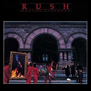 "Rush ""Moving Pictures"" Vinyl $14.85 Amazon"