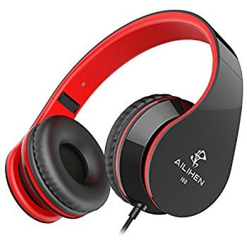 On Ear Bass Headphones with Microphone $9.99 FS w/Prime at Amazon