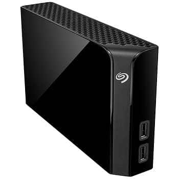 6TB seagate drive with USB  3.0 $109