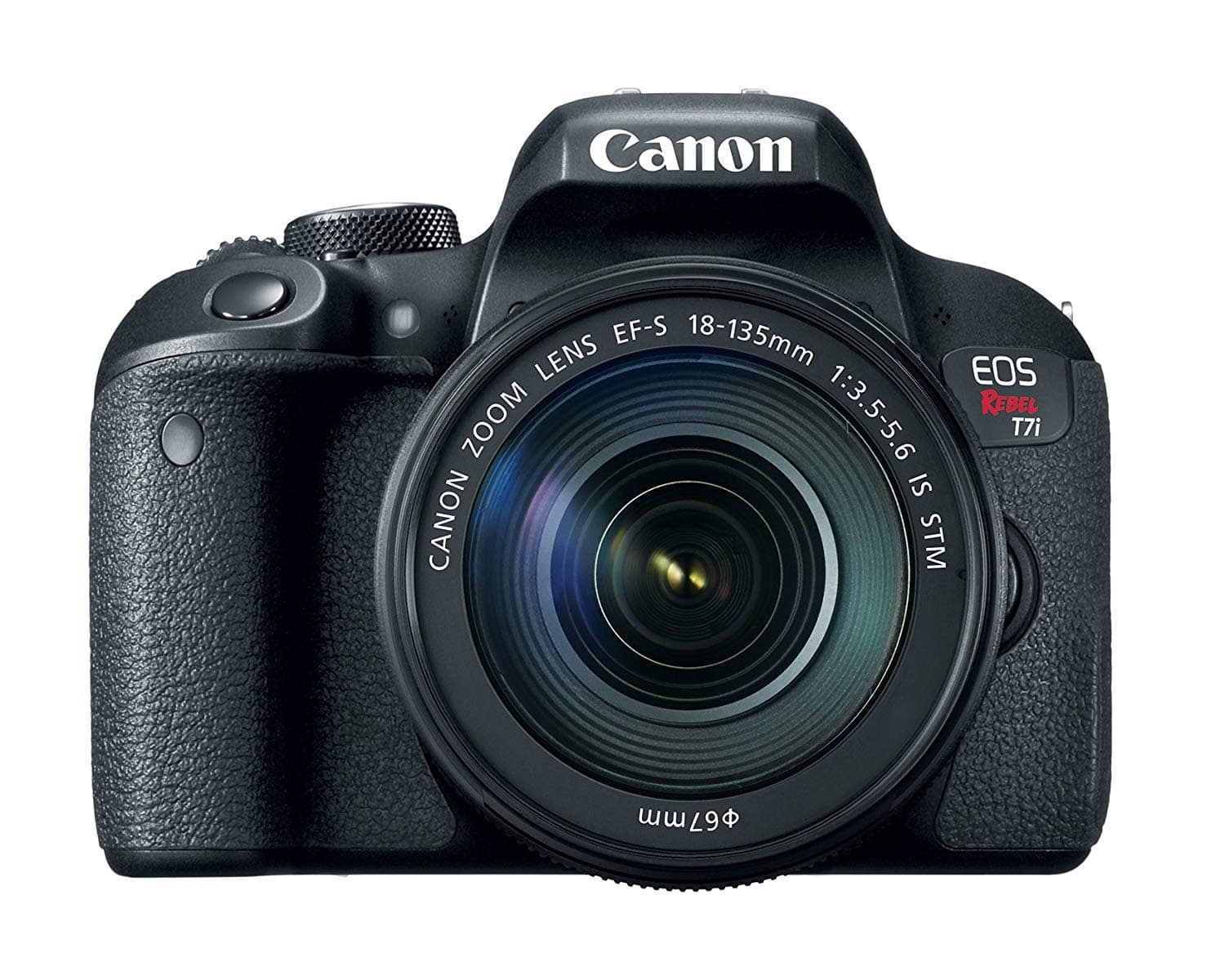 * MILITARY / AAFES * Canon EOS REBEL T7i EF-S 18-135 IS STM Kit $649.47