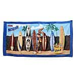 Nesquik Bunny Nestle Oversized Beach Towel  $11.99 + FS