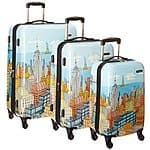 Samsonite CityScapes 3 Piece Spinner Set (SP20/24/28) $299 + FS AC