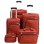 "American Tourister 5Pc Spinner Luggage Set: 28"", 24"", 20"" Spinners ,+  Boarding Bag & Toiletry Bag $149 + Free Shipping! ( Orig. $299.00 )"