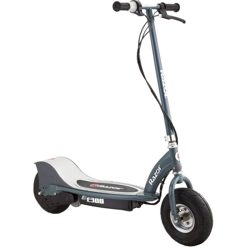 Razor E300 Electric Scooter Gray $163.99 + Free Shipping