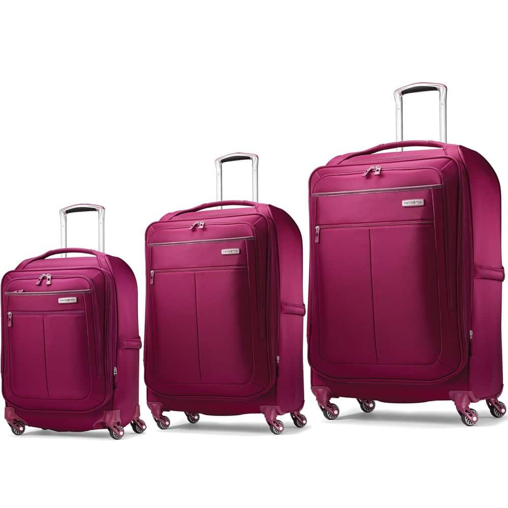 "Samsonite Omni Hardside Luggage 20"" $59.99, Samsonite 3 Pc Lightweight Luggage Set (21""/25""/30"") $139, 6-Pack Fleece Leggings $20 + FS @ eBay"
