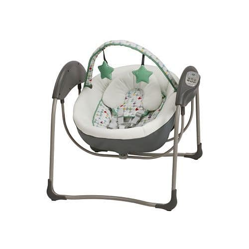 Graco Baby Glider Lite Swing $40.99 + Free shipping