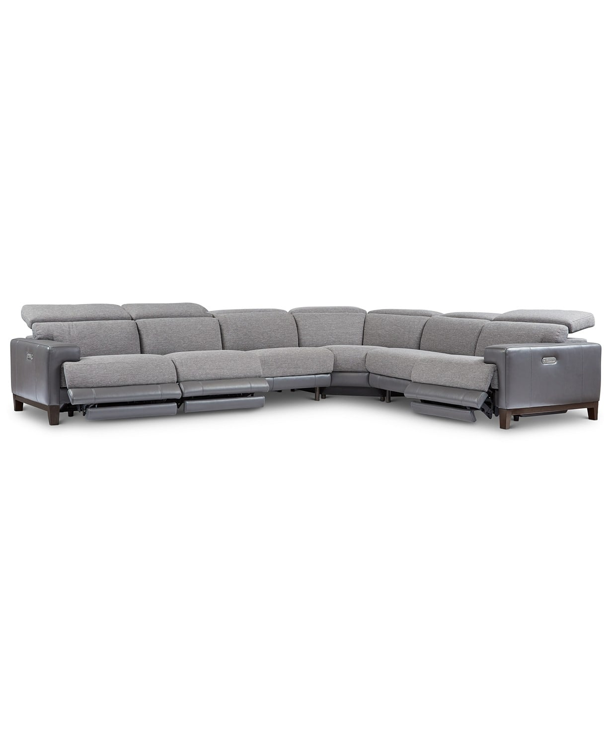 Phenomenal 6 Chair Recliner Sofa At Macys For 111 200 Shipping 311 Pabps2019 Chair Design Images Pabps2019Com