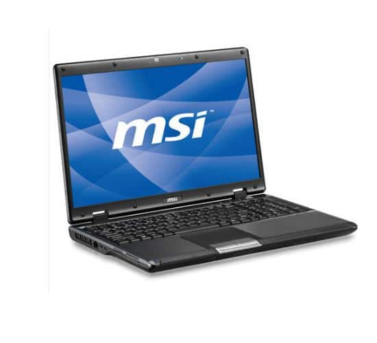 "MSI A5000-025US 15.6"" Laptop: Intel Celeron T3000 1.8GHz, 3GB DDR2, 250GB HDD, Nvidia 8200M-G, HDMI, Windows 7 Home Premium $320 @ Officedepot B&M"