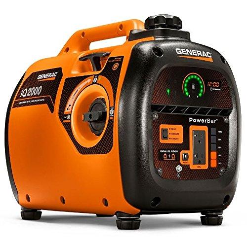 $310.62 Amazon Generac 6866 iQ2000, 1600 Running Watts/2000 Generator
