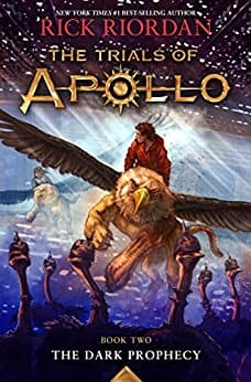The Trials of Apollo, Book Two: Dark Prophecy Kindle Edition $2 Amazon Deal of the Day