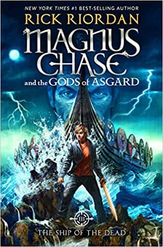 Magnus Chase and the Gods of Asgard Hardcover Boxed Set $14 Amazon