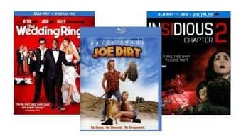 B1G1 Best Buy Blu-Ray Deal combines with Black Friday Prices