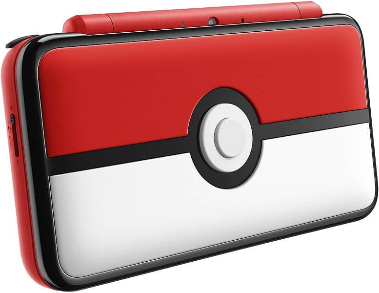 Nintendo New 2DS XL - Poke Ball Edition - Preorder $159.99 Amazon