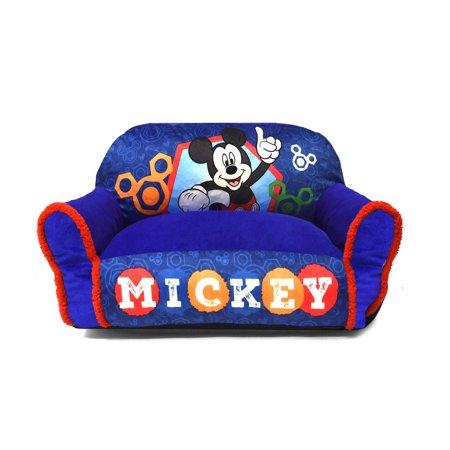 Kids Mickey Mouse Sofa