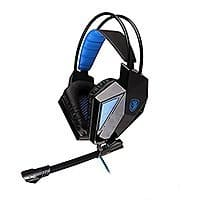 Amazon Deal: Extra $6.00 off Afunta Sades 709 Wired Professional Stereo Gaming Headset with Micphone $15.99 + Free Shipping @Amazon.com