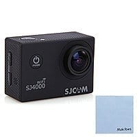 Amazon Deal: Original SJCAM SJ4000 Wifi 1080P Digital Sports Waterproof Camera Camcorder DVR, GoPro Alternative $22 on Ebay, $85 on Amazon